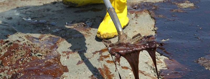 Oil Cleanup Tools